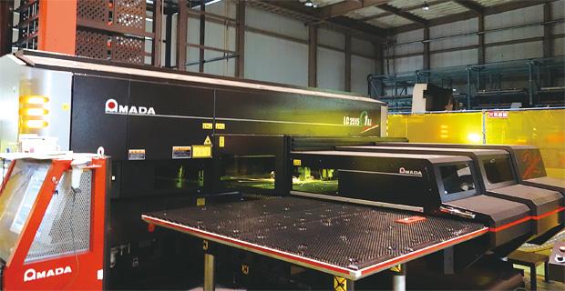 画像:自販機部品加工から新規分野を開拓