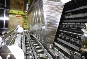 画像:ソディックが手がける食品機械事業