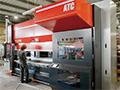 画像:HG-ATCは多品種少量生産の曲げ工程に効果絶大