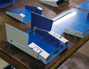 画像:金融機関に特化した業務用システム什器で発展