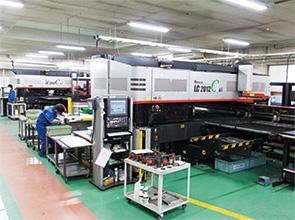 画像:多品種少量生産に特化したビジネススタイルを確立