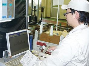 画像:モノづくり改革の一環でACIES-AJ、HG-ATCを導入