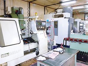 画像:機械加工から板金加工へ参入