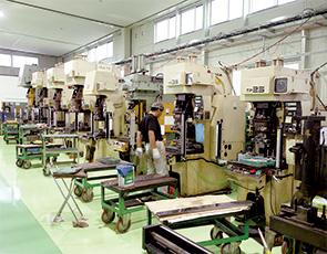 画像:新工場で可視化エンジニアリングを目指す