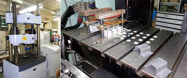 画像:自動車の軽量化や衝突安全性向上へ向け超高強度鋼部材の塑性加工を研究