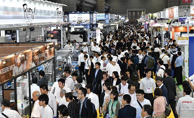 画像:3年連続5,000億円超え、過熱気味の食品機械業界