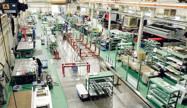 画像:食品・医薬工場向け装置のエンジニアリングに対応