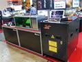 画像:アマダの新技術「LBCテクノロジー」に注目が集まる