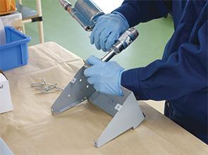 画像:精密さを技術テーマとする板金加工メーカー