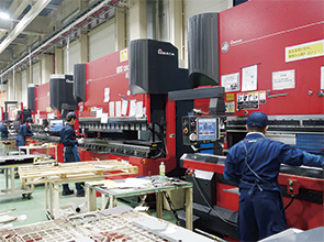 画像:製作コストの削減や短納期対応で生産性2倍アップ