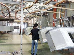 画像:「2022年操業開始」を目標に新工場建設計画を立案