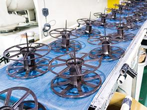 画像:「製販工一体」の企業グループで製造部門を一手に担う