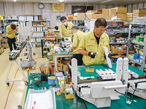 画像:画像診断装置・検体検査装置の主力サプライヤー