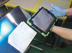 画像:異物検査装置・食品機械の多品種少量生産に対応