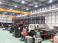 画像:マテハン・搬送装置関連の板金加工で事業拡大