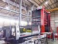 画像:リネンサプライ機器・配電盤関係の2本柱で成長
