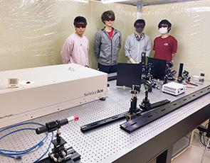 画像:アルミ合金の高強度接合を実現する独創的なレーザ溶接プロセスを開発