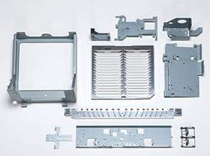 画像:「複合型一貫生産体制」を武器に「デザインイン」を積極展開