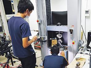 画像:次世代塑性加工シミュレーション技術の開発