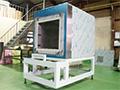 画像:環境試験機などの「装置事業」と「製缶板金事業」の2本柱