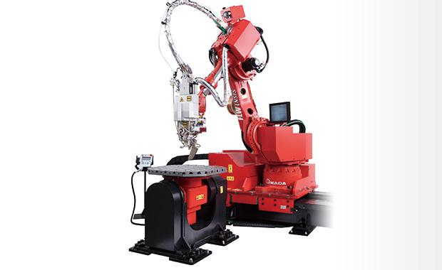 画像:溶接工程にさらなる生産性と高品質を